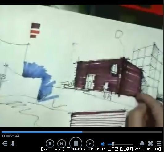 建筑设计快题表现-2的下载地址,建筑动画视频,其他,_.