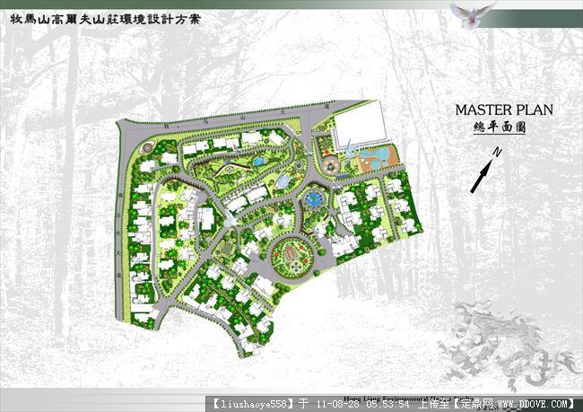 优秀景观设计展板图_石湖景观设计; 居住区规划设计; 优秀景观设计图片