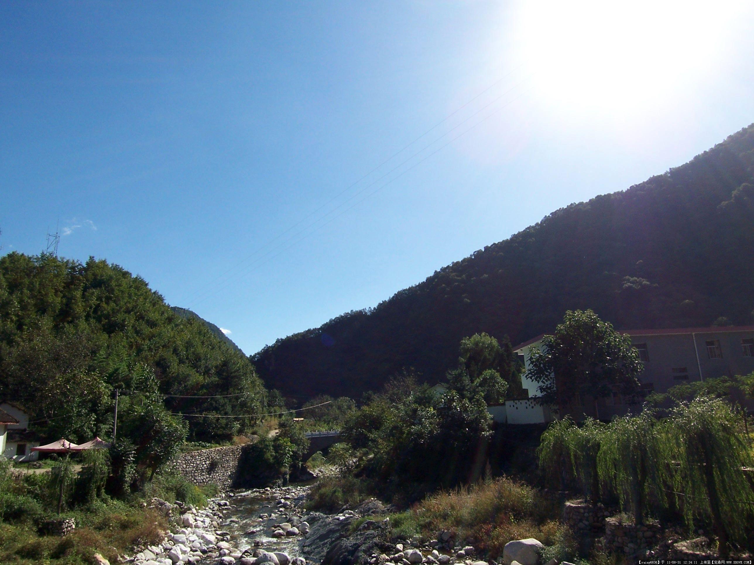 牛背梁森林公园实景图片