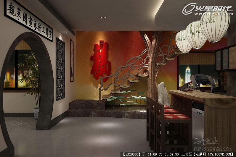 火星时代2011室内设计大赛获奖作品03