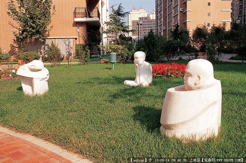 景观小品 人物雕塑的图片浏览,园林节点照片,雕塑小品