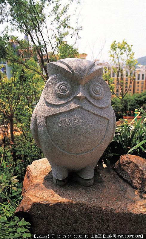 景观小品 动物雕塑