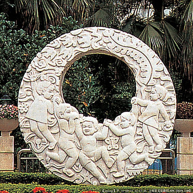 景观小品 物品雕塑