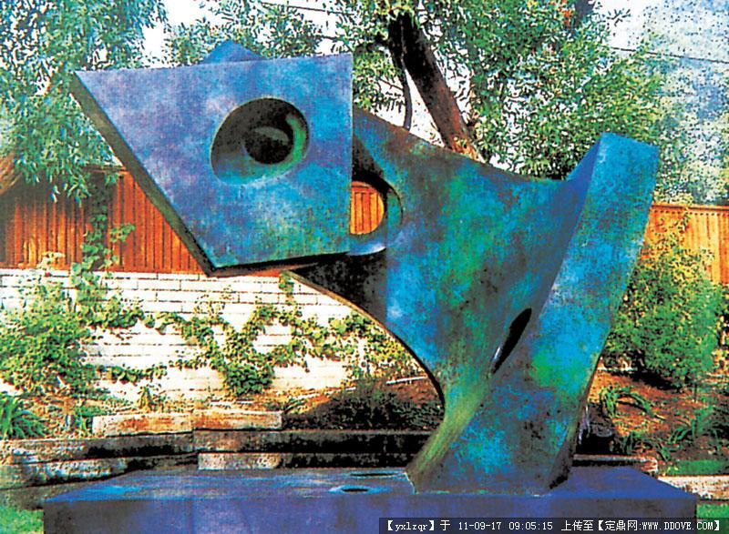 景观小品 金属雕塑