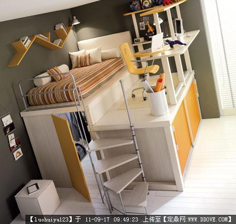 室内装修小空间大智慧 高清图片