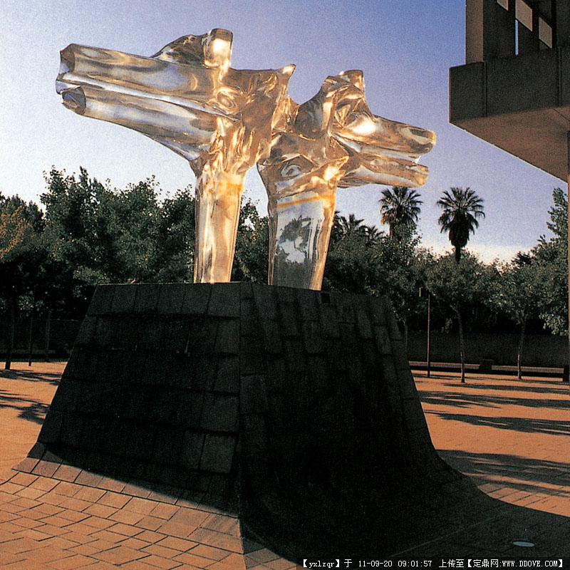 景观小品 新型材料雕塑的图片浏览,园林节点照片,雕塑图片