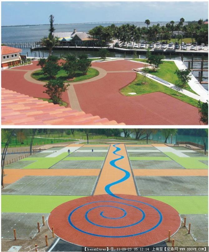 路彩科技--公园景观设计-堤岸广场.jpg 原始尺寸:670 * 810图片