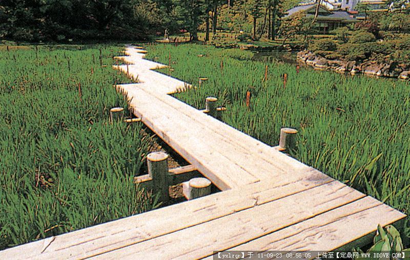 建筑小品 桥-木桥015.jpg 原始尺寸:800 * 508