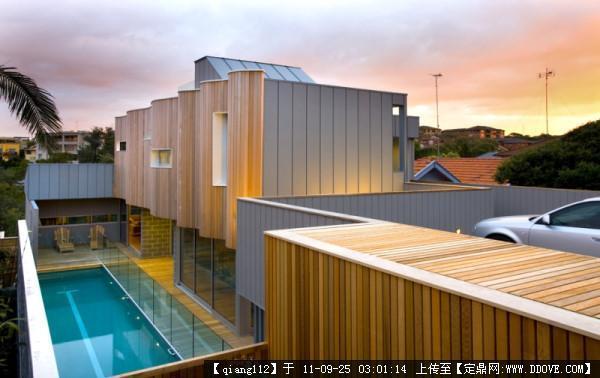 最新的木结构现代建筑