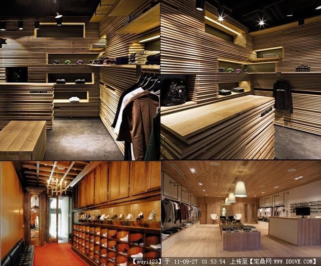 建筑设计中的木材元素
