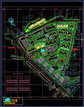 建筑/某住宅小区规划平面图...
