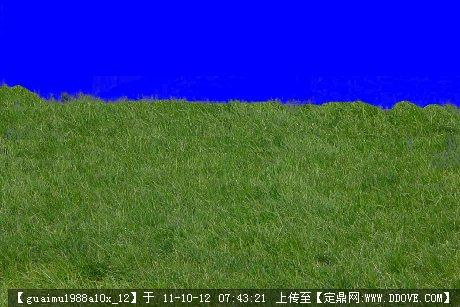 园林ps素材草坪的下载地址