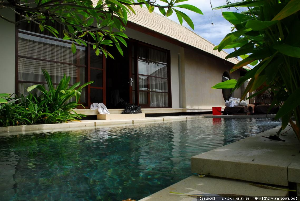 巴厘島皇家別墅酒店實景圖片