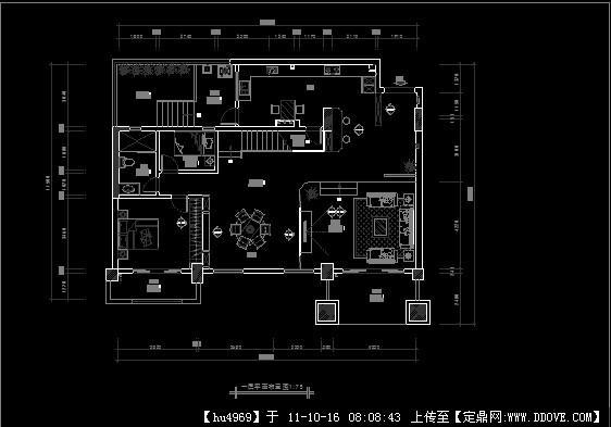 2层室内设计装修图