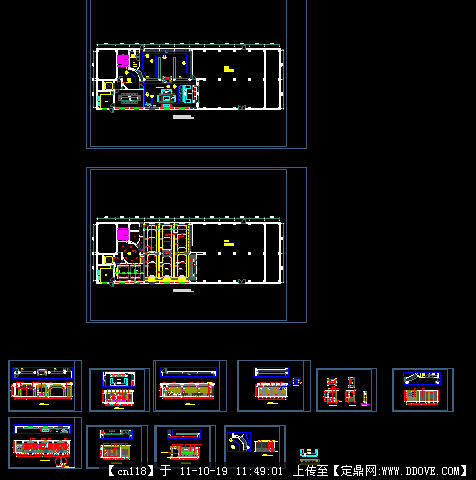 高档酒窖全套v酒窖图纸CAD4.0ug导入cad图纸图片