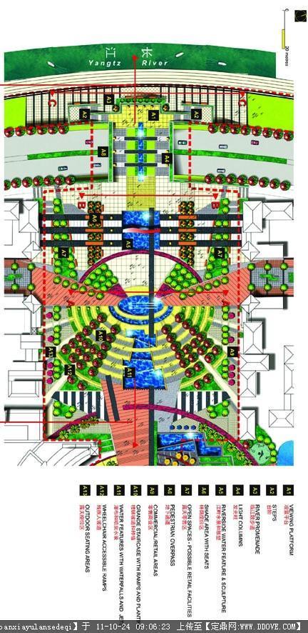 广场设计平面图-13个的下载地址,园林方案设计,城市,.