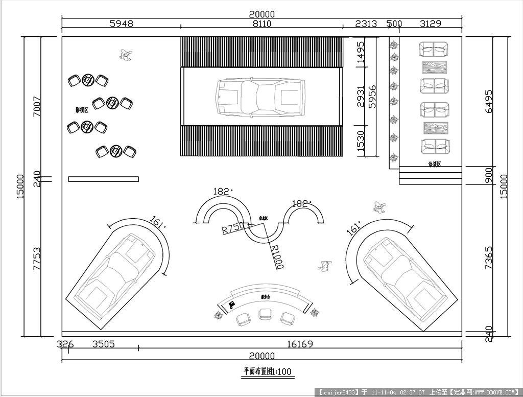 车展设计平面图图片