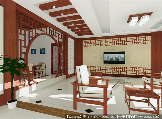 别墅室内设计图
