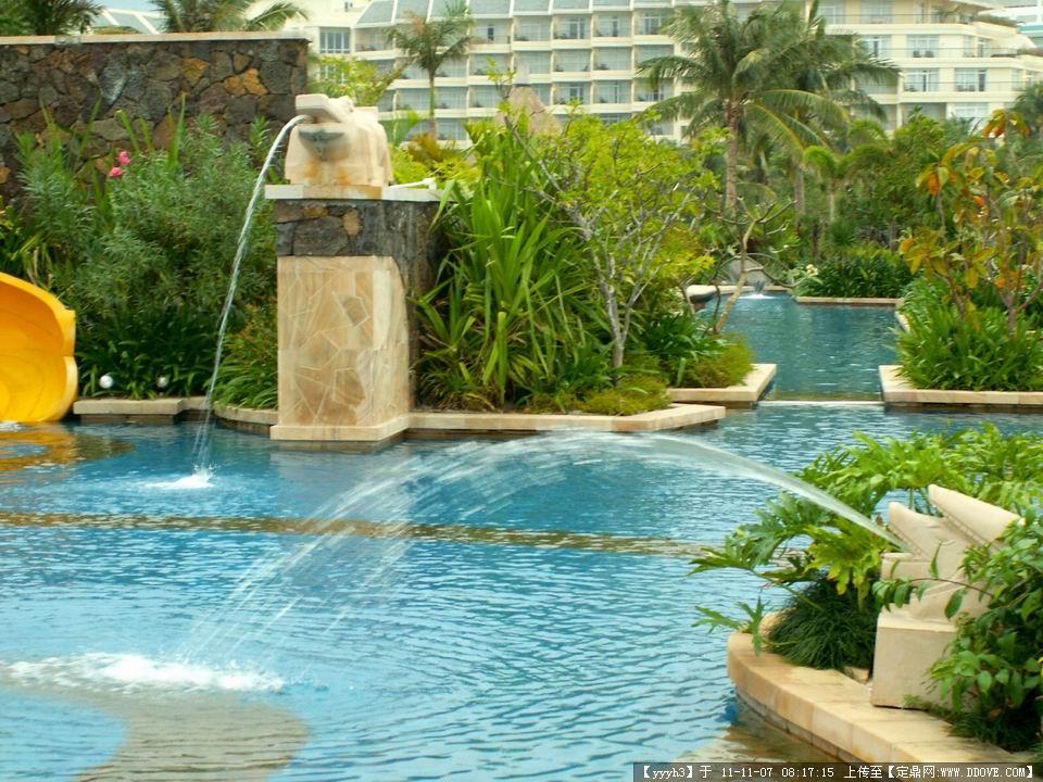 海南三亚喜来登酒店的图片浏览