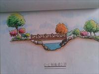 本人大二做的滨河与世纪v世纪全套城堡的下载地图纸公园上古图纸图片