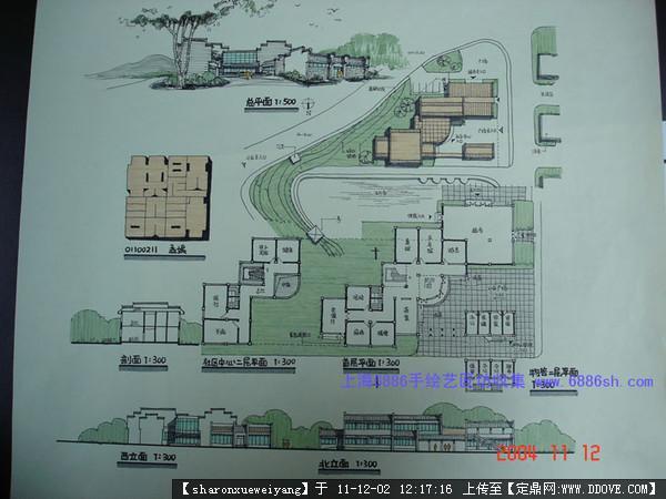 建筑快题表现的图片浏览,建筑其他相关,建筑设计施工