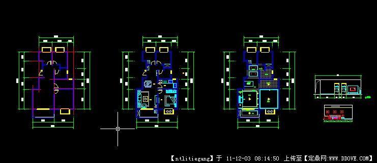 室内设计方案图()