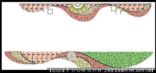 地面拼花的下载地址,配景素材,铺装素材,园林建筑装饰图片