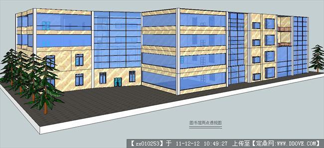 图书馆设计-两点透视图.jpg