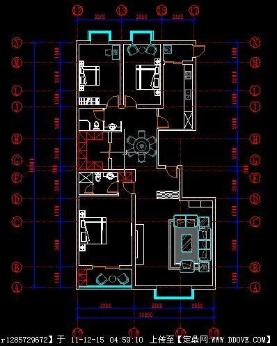家装平面图