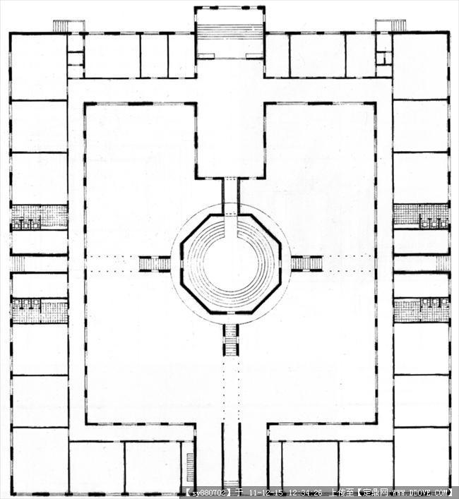 大师建筑平面设计图_大师建筑平面设计图分享展示