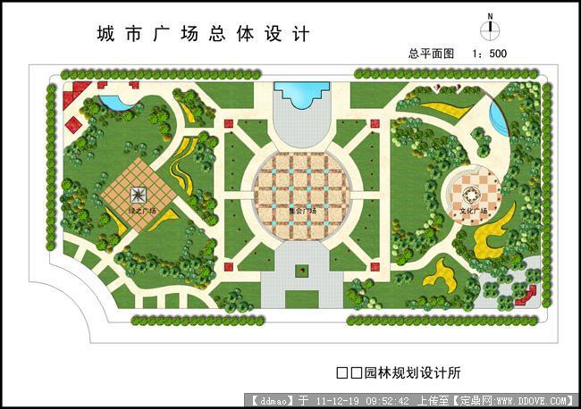 设计 广场 平面 源 人行道cad标志 cad人行道轴测图