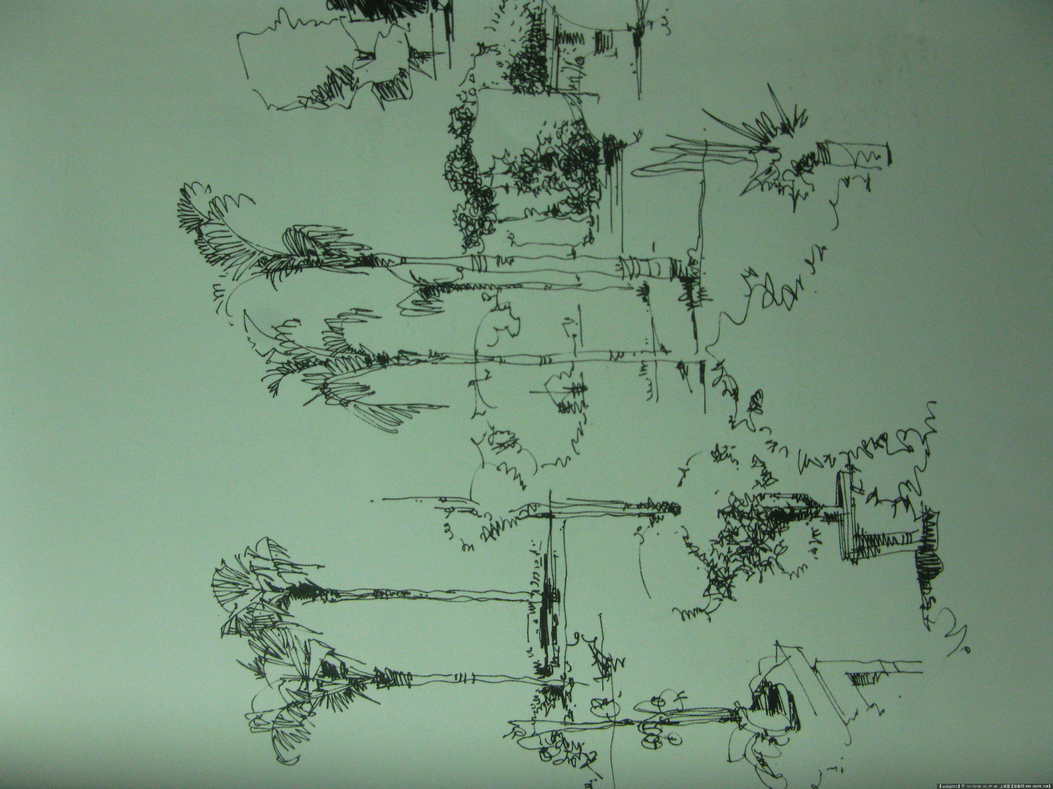 室内家具手绘线稿图集-img_5611.jpg 原始尺寸:3648 * 2736