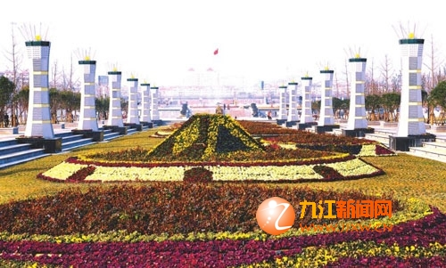 江西九江市南山公园:人与自然的和谐统一