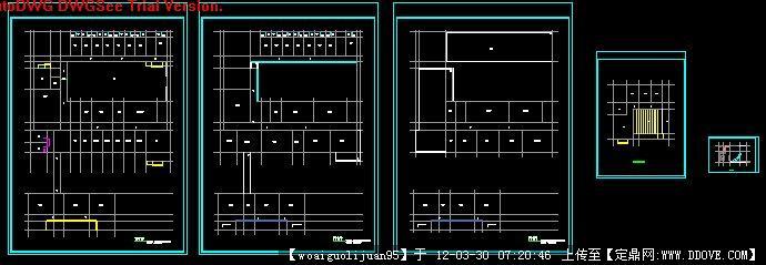 特殊学校建筑平面图