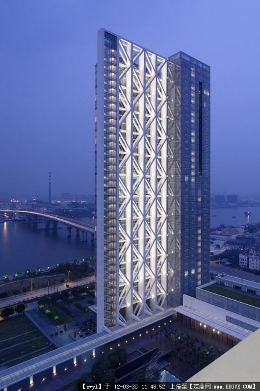 高层建筑效果图