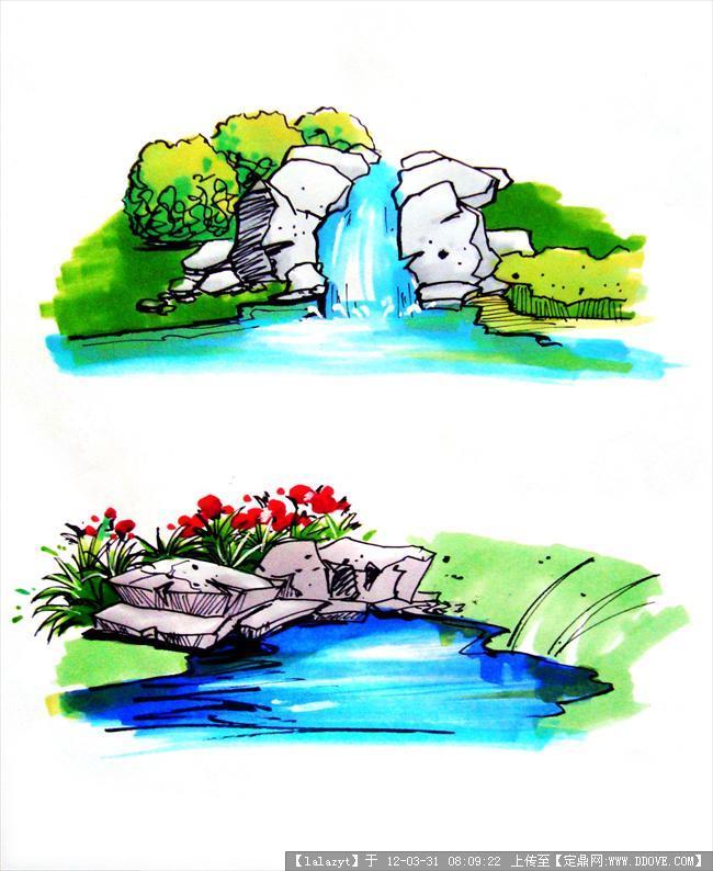 几张手绘马克笔效果图第二弹-4.jpg