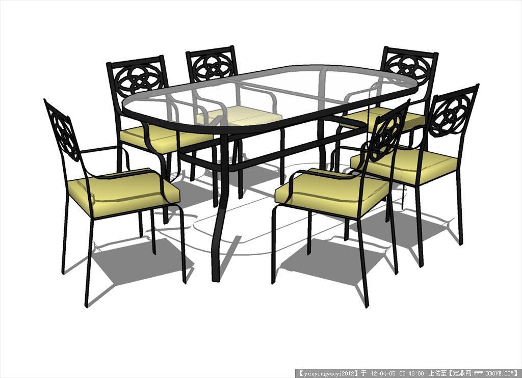 sketchup室内家具 模型的下载地址;