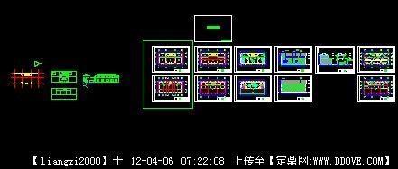 农村小二楼施工图