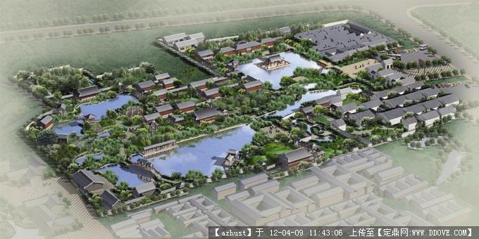 佛山梁园历史文化街区规划设计