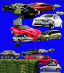 汽车PSD素材