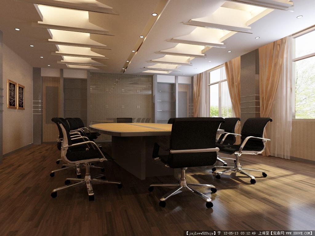 会议室设计方案图的下载地址