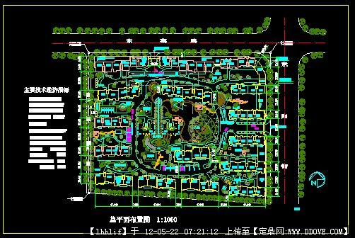 建筑CAD总平面图的绘制需要哪些命令 在什么位置 如何显现隐藏的命令