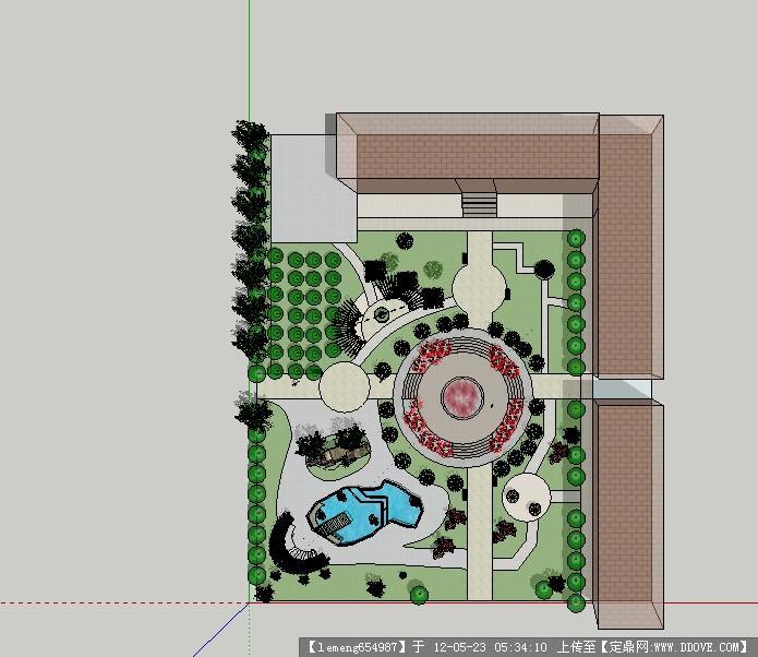 街道小游园平面图; 许昌公园平面设计图图片分享