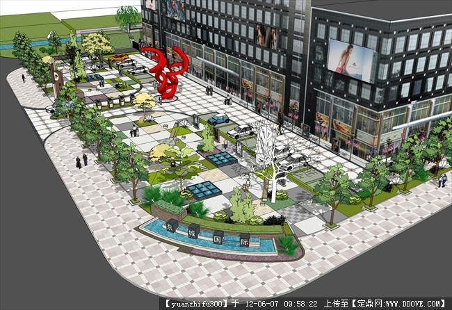 商业街区广场-鸟瞰2.jpg