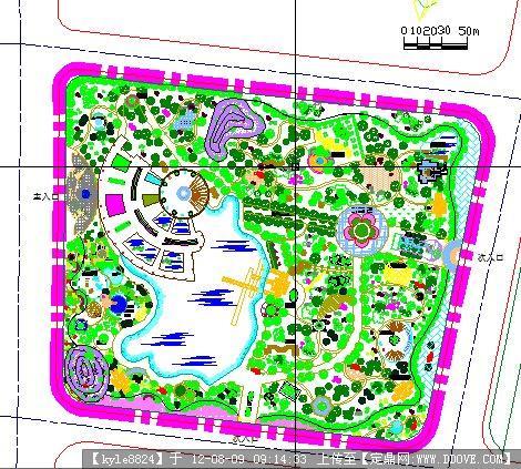 公园绿地设计