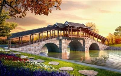 滨河景观长廊共设计广场,舞台,戏台,滨水平台等各类公共活动空间25处