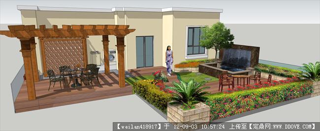 保利心语别墅花园设计方案的下载地址,园林方案设计