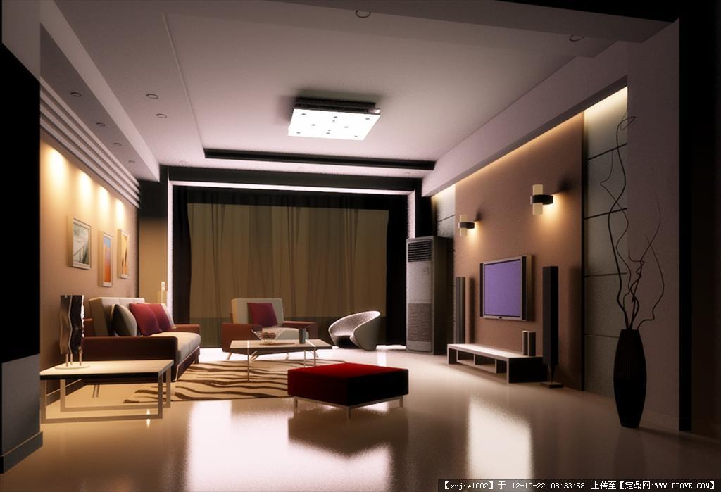 房屋中介办公室效果图图片 家居装饰 素材免费下载-千图片