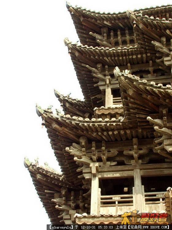 中国山西古建筑图片展示