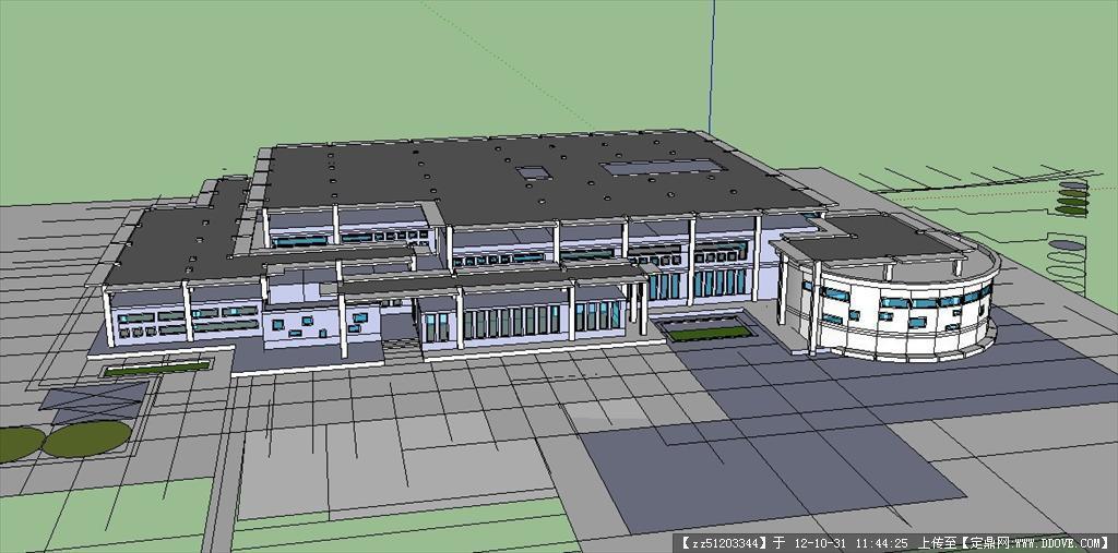 图书馆设计图纸的下载地址,建筑方案图纸,教育教学,_.